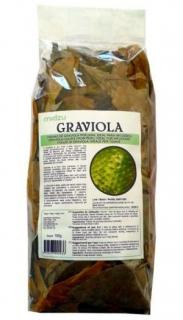 Graviola Blätter - naturbelassen - GARANTIERT PESTIZIDFREI - 100g / midzu