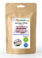 270 Kapseln - Acai Beere Extrakt 6000 - PN: 010203