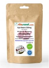 ACAI Beeren Extrakt 49500 - 365 Kapseln á 550mg (30:1) je Kapsel