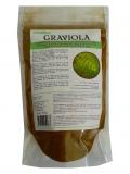100g Graviola Pulver - ohne Zusätze - GARANTIERT PESTIZIDFREI / midzu
