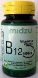 Vitamin B-12 - hochdosiert - 1000mcg - 90 Tabletten / midzu