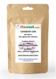 250 veget. Tabs Cranberry Extrakt 5000 - OHNE MAGNESIUMSTEARAT