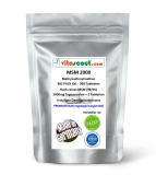 MSM - 1000mg - 500 Tabletten vegan - PN: 01051222
