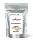 125 vegetarische Tabletten - Ginkgo biloba & Panax Koreanischer Ginseng - Formula-MIX 4000mg - HOCHDOSIERT - PREMIUMQUALIÄT