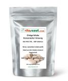 500 veg. Tabl. - Ginkgo biloba & Panax Koreanischer Ginseng - Formula-MIX 4000mg - HOCHDOSIERT - PN: 010528