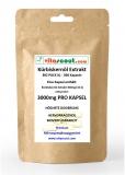 360 Kapseln Kürbiskernöl Extrakt 2000 (aus 200mg Extrakt 10:1) - HOCHDOSIERT! - PN: 010342