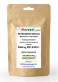 180 Kapseln Kürbiskernöl Extrakt 2000 (aus 200mg Extrakt 10:1) - HOCHDOSIERT! - PN: 010142