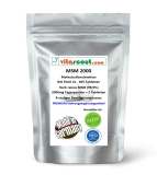 MSM - 1000mg - 360 Tabletten - MSM in besonders reiner Form - PN: 010352