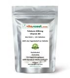 Folsäure 135 Tabletten je 400mcg - Folic Acid - Vitamin B9 - 200% des Tagesbedarfs je Tabl.