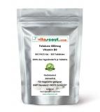 Folsäure 360 Tabletten je 400mcg - Folic Acid - Vitamin B9 - 200% des Tagesbedarfs je Tabl.